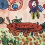 Курбачева Дарья Дмитриева 6 лет