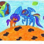 Бондарь Милана, 5 лет