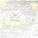 Завгородняя Лилия, 6 лет