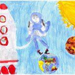 Клячева Ксения, 7 лет