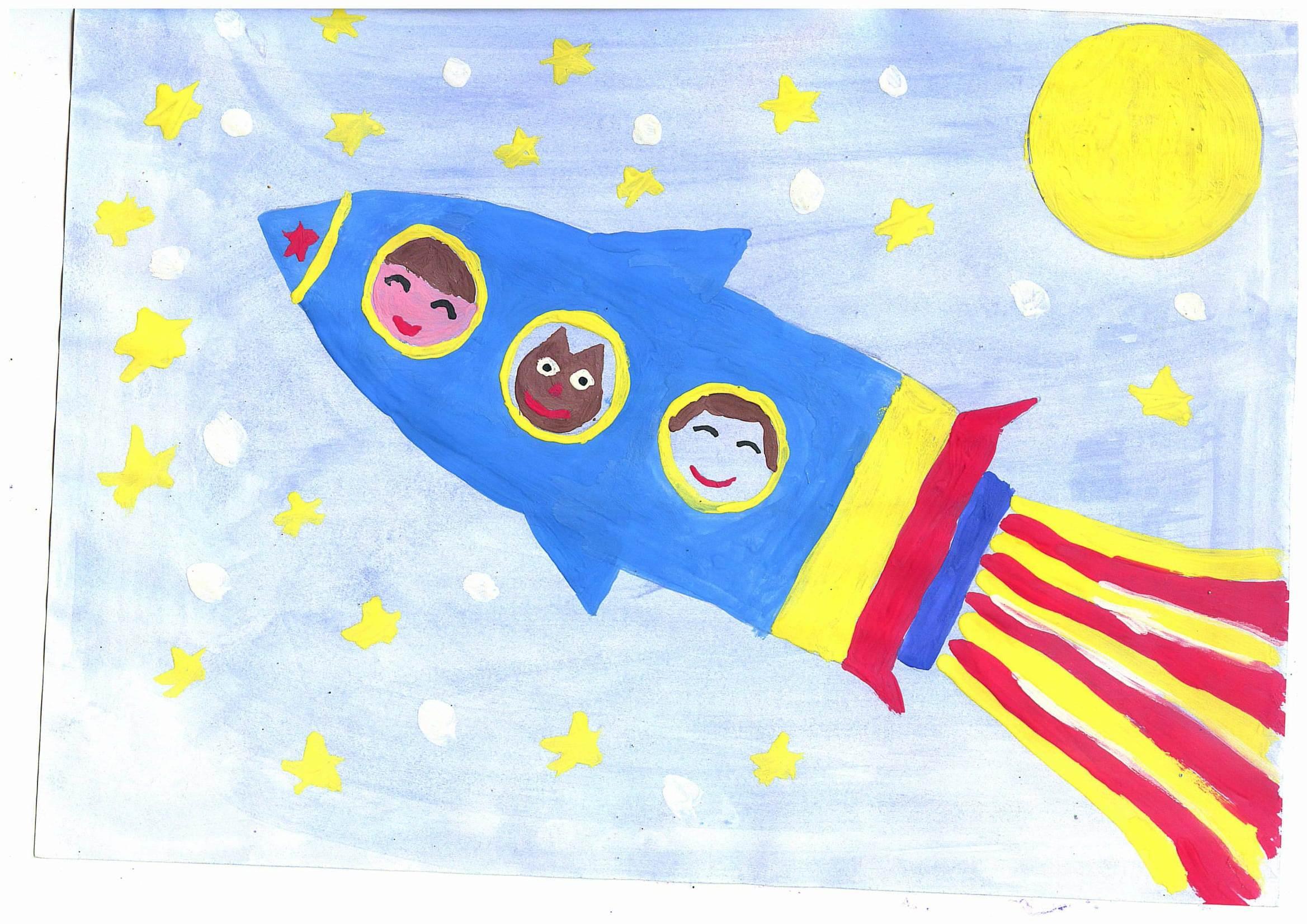 Поделки на тему космос - конкурс к Дню космонавтики 2018 8