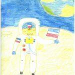 Ткачева Анастасия, 8 лет