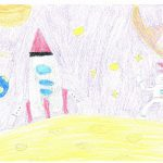 Маркина Велина, 7 лет