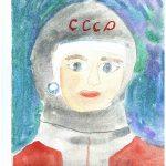 Макаренко Виолетта, 8 лет